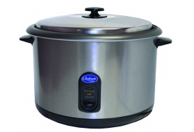 Chefmate By Globe 25 Cup Capacity Rice Cooker