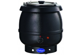 Chefmate By Globe 10 qt. Capacity Soup Kettle
