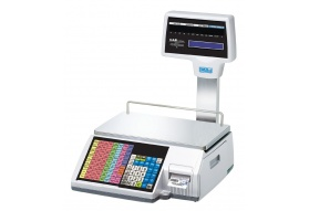 CAS CL-5000R Label Printing Scale (30 LB & 60 LB)