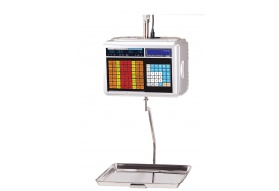 CAS CL-5000H Label Printing Hanging Scale (60 LB)