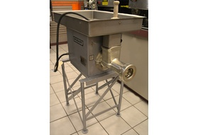 Hobart 4732 Meat Grinder Mixer Chopper on Stand
