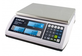CAS S2000JR PRICE COMPUTING SCALE (15 LB, 30 LB, 60 LB)