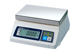 CAS SW Series Bench Scale (5 LB, 10 LB, 20 LB, 50 LB)